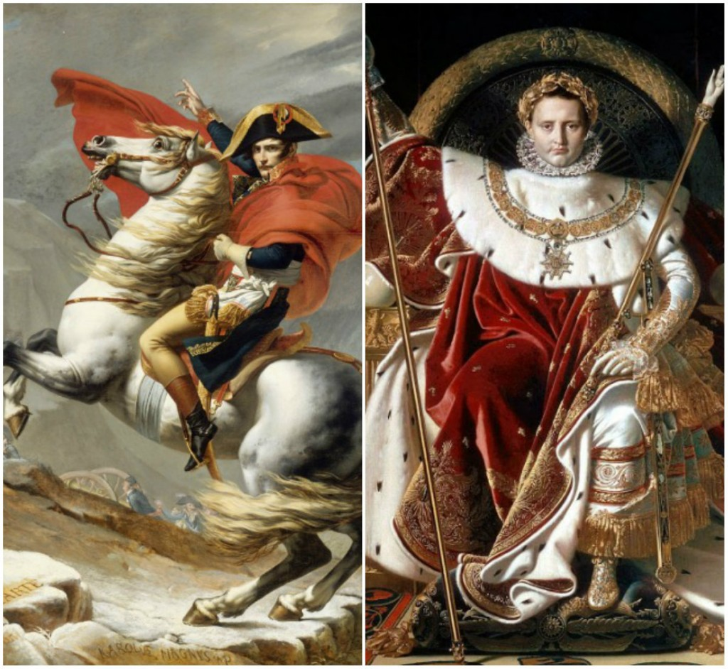 Napoleon Hero vs Tyrant