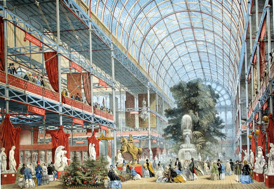 The Great Exhibition of 1861