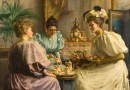 8 Lessons on People-skills from Victorian Ladies